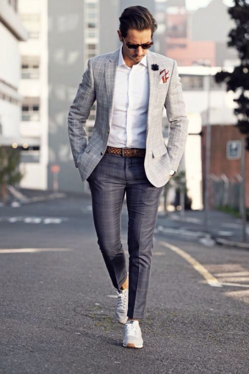 Casual Suits - Mens Suits Tips