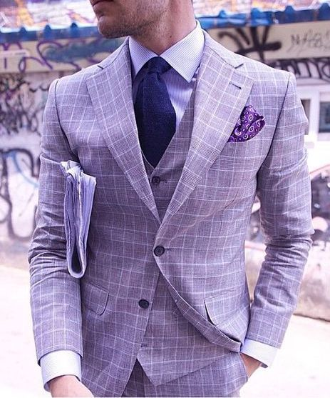 American British or Italian Men Suits