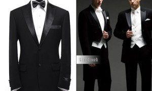 Tuxedo Chic for Men
