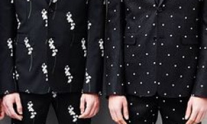Men Suit Patterns