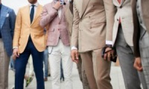 Italian Design Men Suits