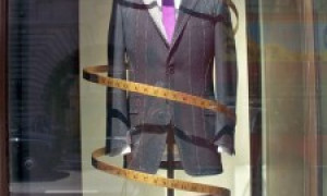 Measuring Men Suits