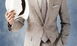 Seasonal Fabrics of Men Suits