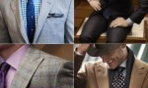 Choosing Right Color for Men Suit and Tie