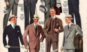 Vintage Appearance for Modern Men Suits