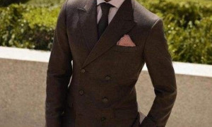 Brown Suits Wearing for Men