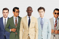 Suit Colors Depending on Skin Tone