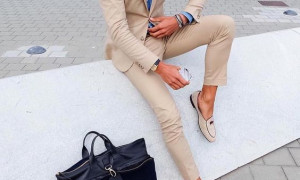 Casual Business Suit Tips