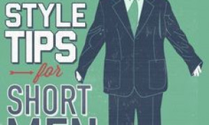 Style Tips For Short Men