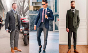 Essential Dress Shoes for Men Suits