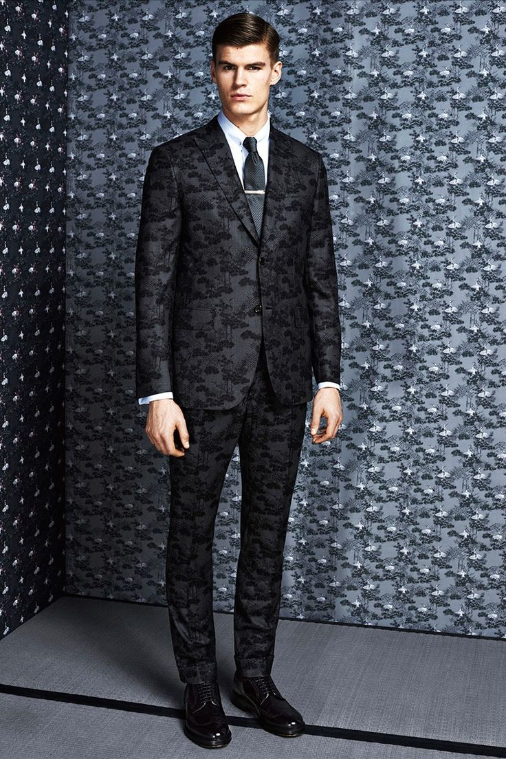 Brioni Fall-Winter 2014-2015 Menswear Collection