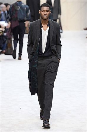 Burberry Prorsum Autumn Winter 2014-2015