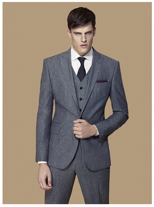 Cacharel Men's Autumn Winter 2012 Campaign
