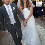 Caleb Followill wedding suit