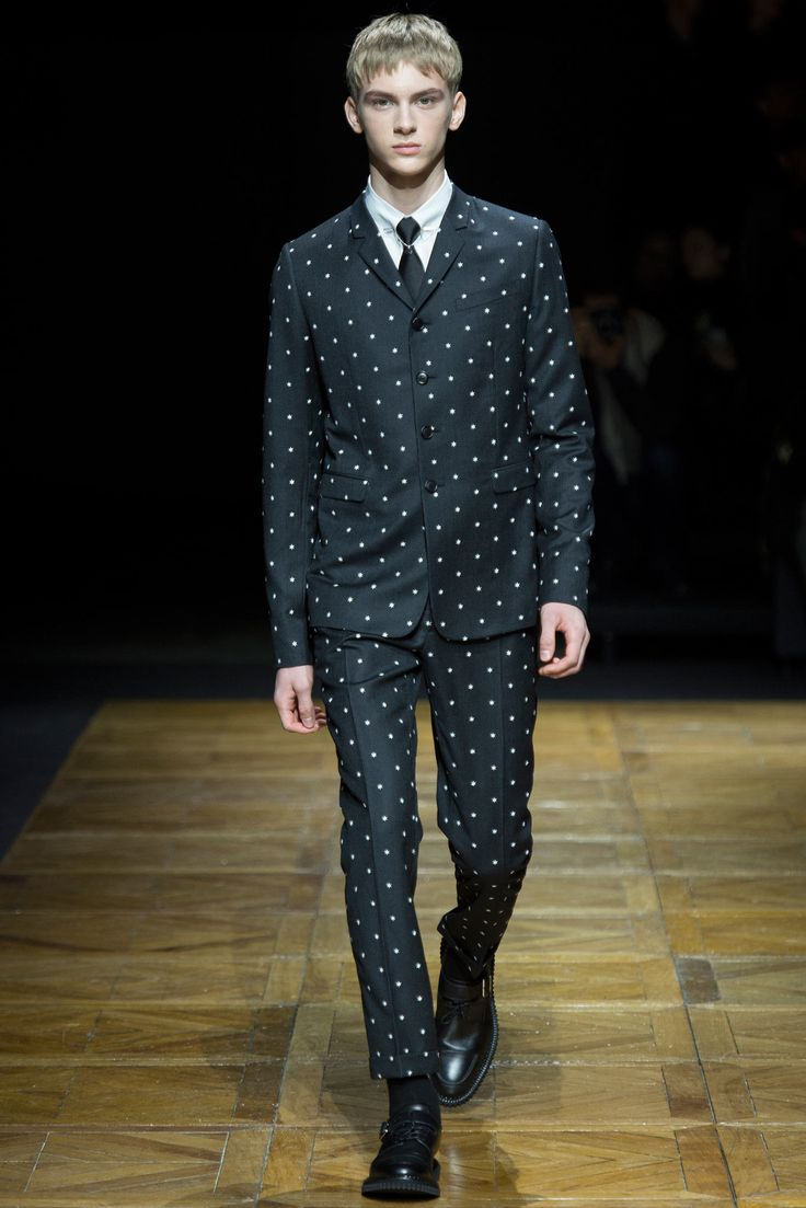 Dior Homme Fall-Winter 2014-2015 Menswear