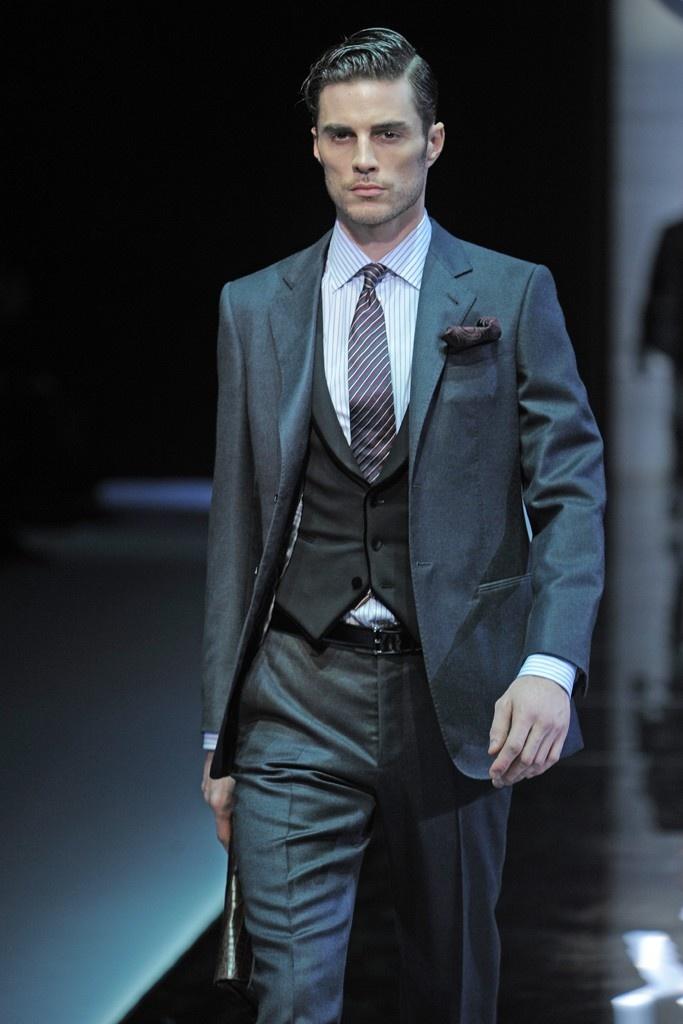 Giorgio Armani Men's Suits