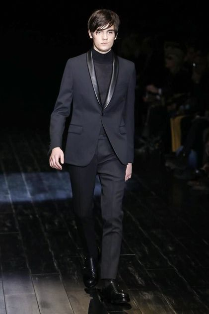 Gucci, Menswear, Fall Winter, Milan, 2014