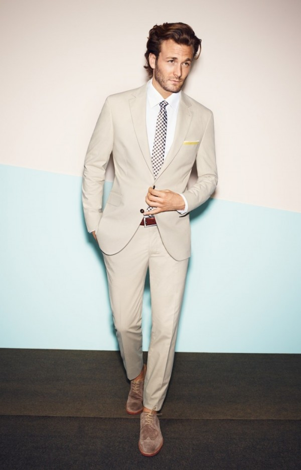 Mens Suits for Spring-Summer