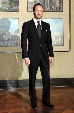 Perfectly tailored european cut suit