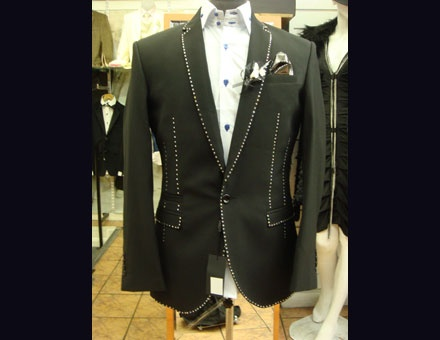 a962d0662436 Image result for suitStuart Hughes Diamond Edition. These suits took more  ...