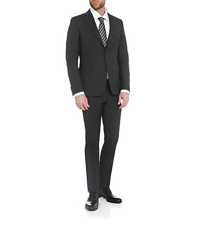 Zegna Drop 8 Men's Suit