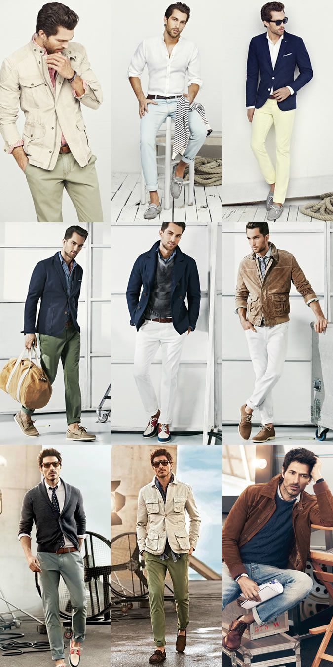 Casual Mens Suits