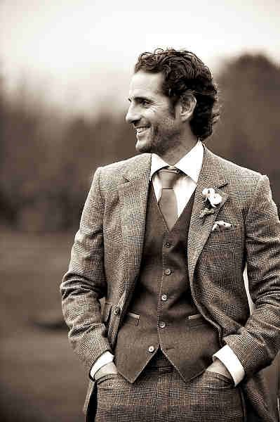 Nostalgic Vintage Mens Suits For Wedding