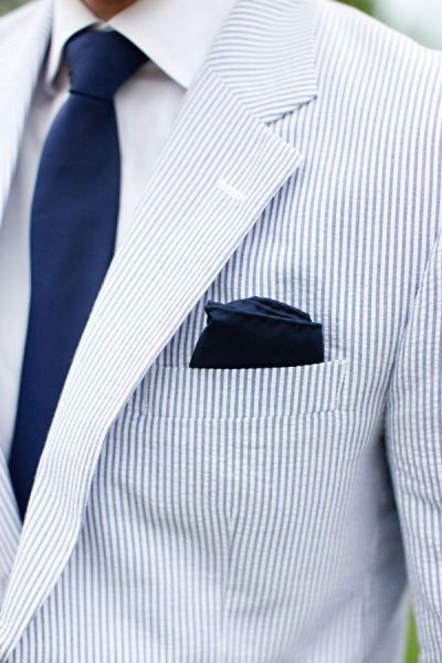 vertical striped men's suits