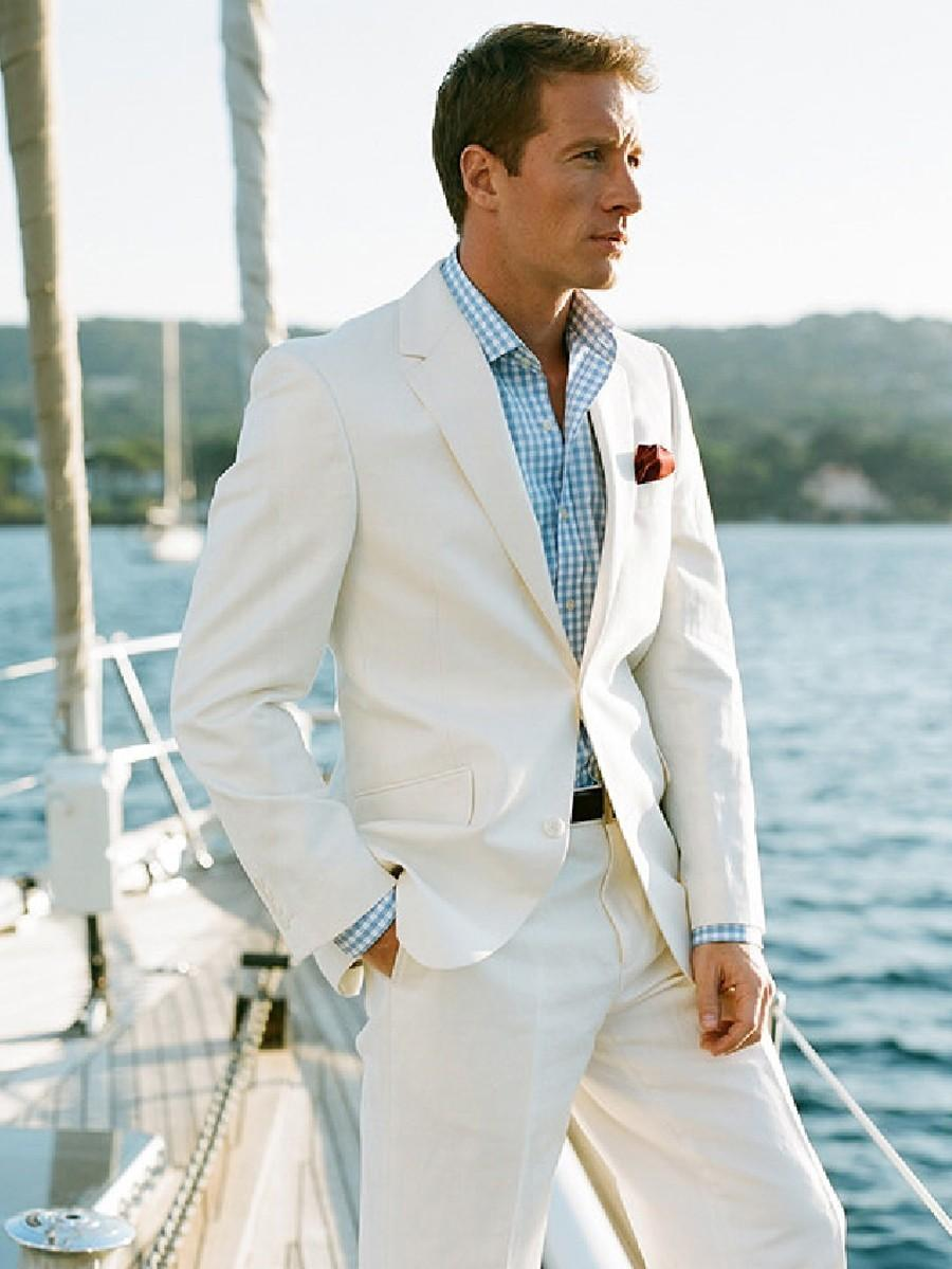 Men Summer Suits - Mens Suits Tips