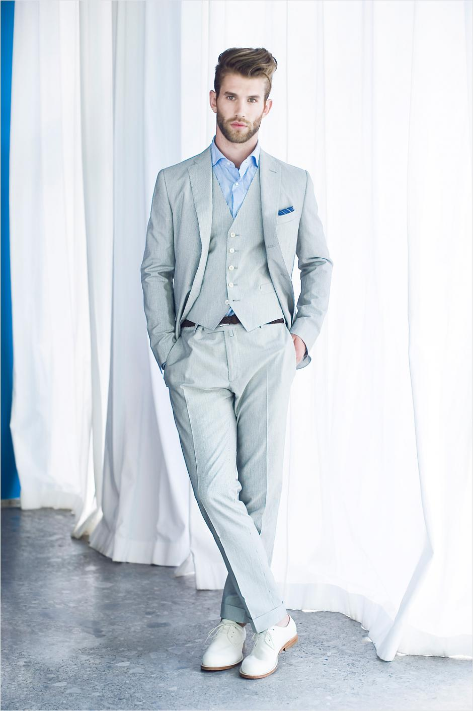 Summer Suit - Mens Suits Tips