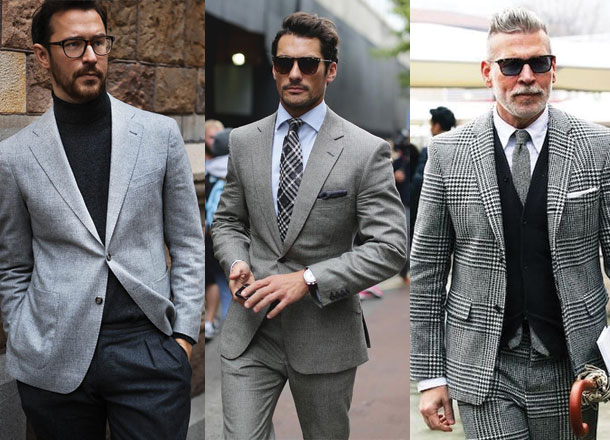 Patterned Men Suits - Mens Suits Tips