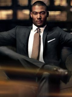 Black Men Suits (1) | Mens Suits Tips