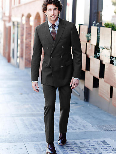 Double Breasted Men Suits - Mens Suits Tips