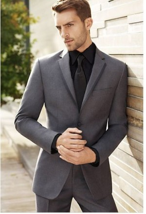 Fitting Charcoal Grey Men Suits (6) | Mens Suits Tips