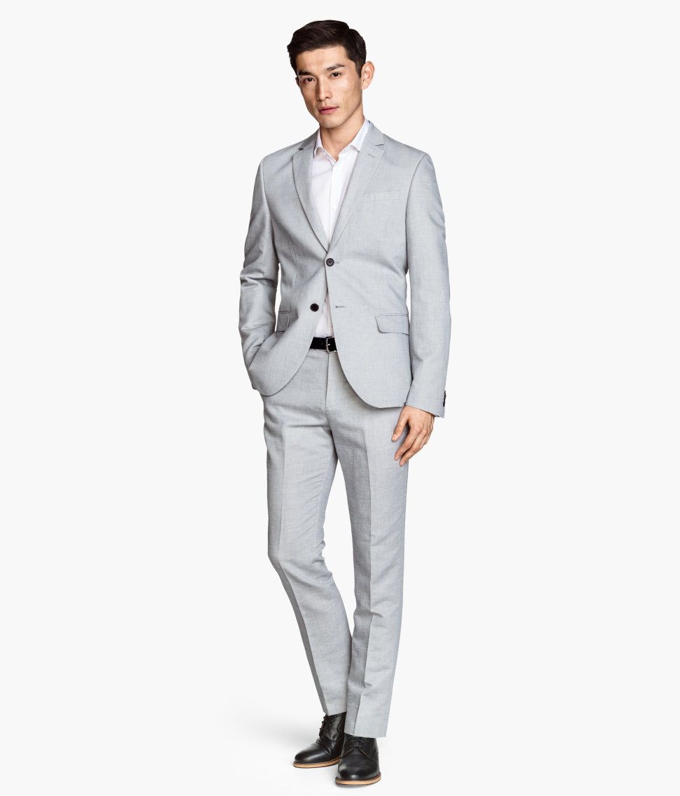 Light Gray Men Suits (1) | Mens Suits Tips