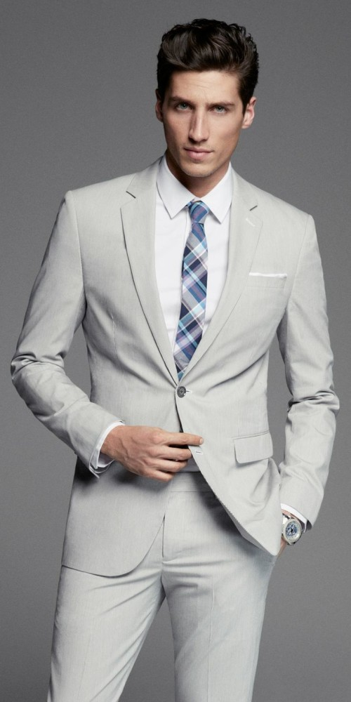 Fitting Men Suits - Mens Suits Tips
