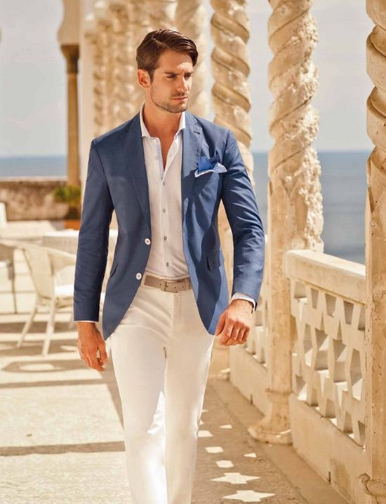 Men Suits for Spring Wedding (16) | Mens Suits Tips