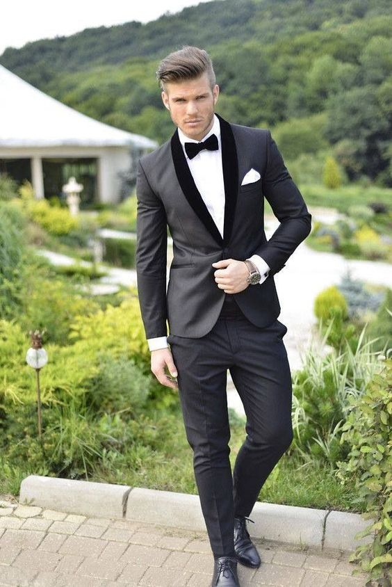 Vintage Appearance for Modern Men Suits - Mens Suits Tips
