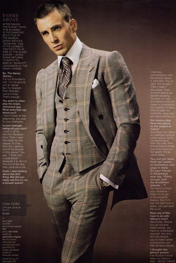 Vintage Appearance For Modern Men Suits 29