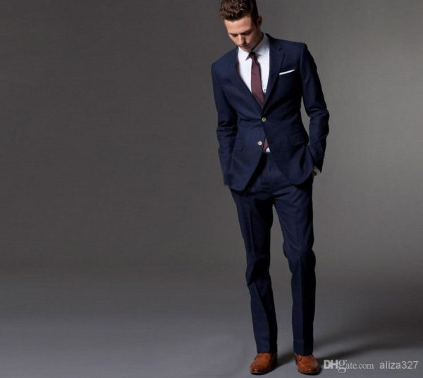 Searching trendy suits for young men is one of the easiest stuffs these days as they get plenty of choices unlike men of those days. Earlier, it was hard to find read made garments and even if you find a place to get it, it would be hard to find your right match.