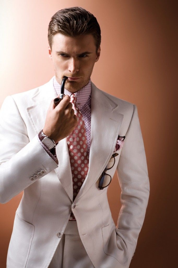 Suit Watch Combination - Mens Suits Tips