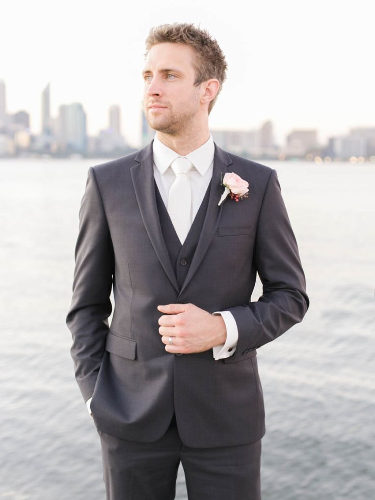 Can You Have Black Suit on Wedding?