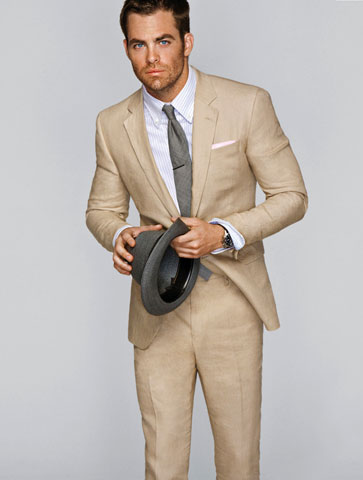 Summer Suits - Mens Suits Tips