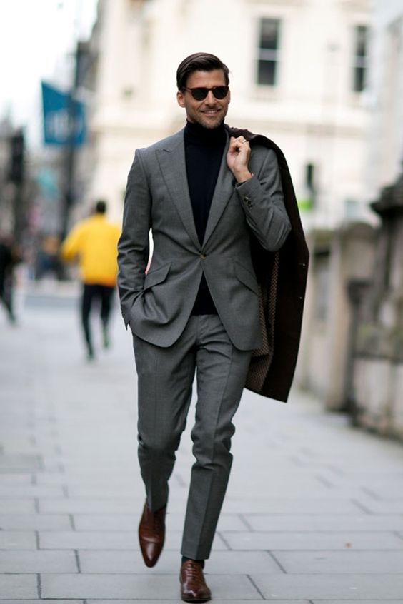 Suit Wearing Rules - Mens Suits Tips