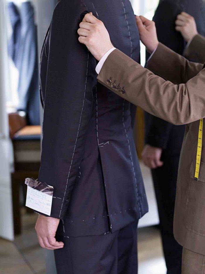 Custom made men suits