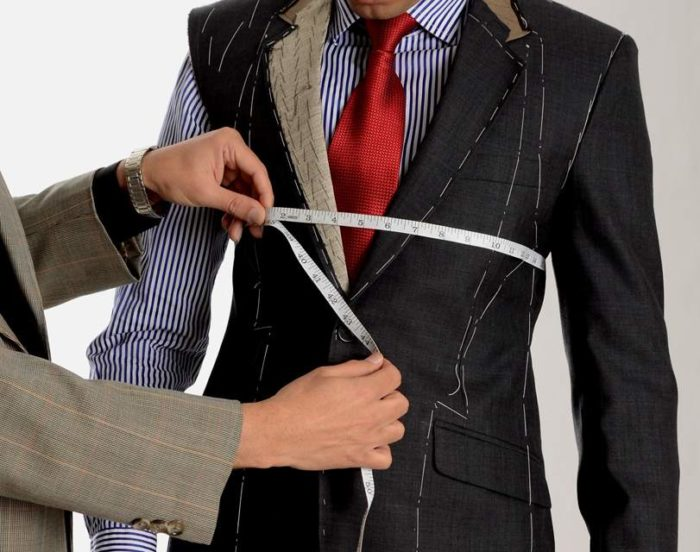 Custom made suit tips for men